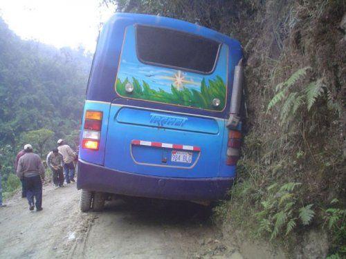 Дорога смерти в Боливии - фото 10