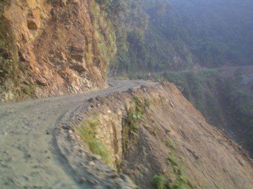 Дорога смерти в Боливии - фото 6