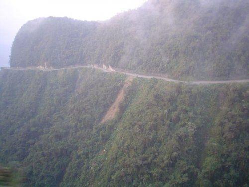 Дорога смерти в Боливии - фото 3