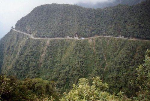 Дорога смерти в Боливии - фото 18