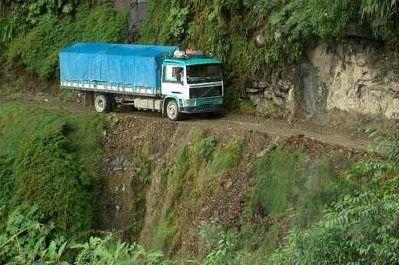 Дорога смерти в Боливии - фото 5