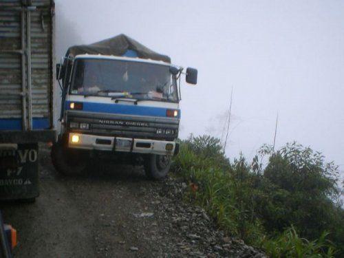 Дорога смерти в Боливии - фото 12