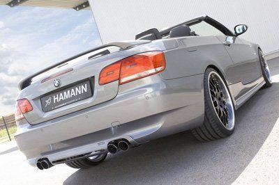 BMW 3-Series Cabrio Hamann Edition - фото 2