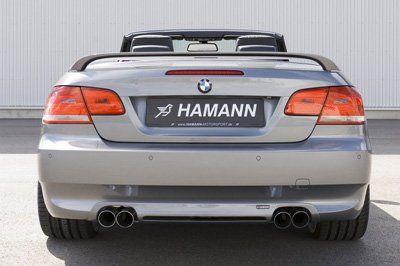 BMW 3-Series Cabrio Hamann Edition - фото 4