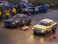 ЗАЗ против Subaru - фото 1