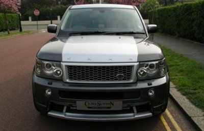 Range Rover Sport, Project Kahn и 30 000 евро - фото 1