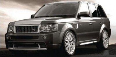Range Rover Sport, Project Kahn и 30 000 евро - фото 3
