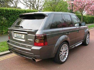 Range Rover Sport, Project Kahn и 30 000 евро - фото 2