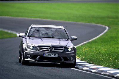 Mercedes C63 AMG - он пришел - фото 13
