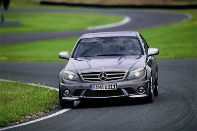 Mercedes C63 AMG - он пришел - фото 10