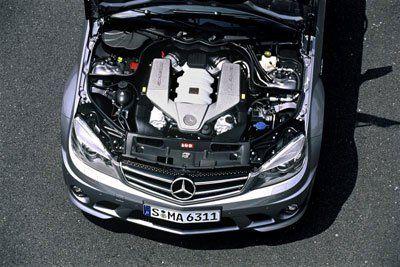 Mercedes C63 AMG - он пришел - фото 4