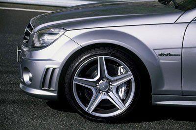 Mercedes C63 AMG - он пришел - фото 2