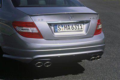Mercedes C63 AMG - он пришел - фото 3