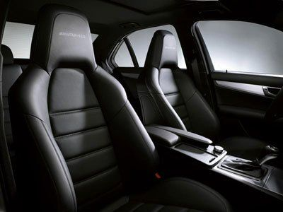 Mercedes C63 AMG - он пришел - фото 1