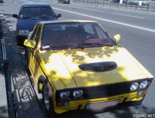 Симбиоз Ferrari и Жигулей - фото 1