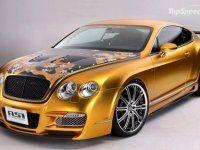 Купе ASI Tetsu GTR на базе эксклюзивного Bentley Continental GT - фото 5