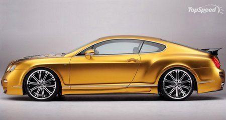 Купе ASI Tetsu GTR на базе эксклюзивного Bentley Continental GT - фото 4