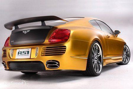 Купе ASI Tetsu GTR на базе эксклюзивного Bentley Continental GT - фото 1
