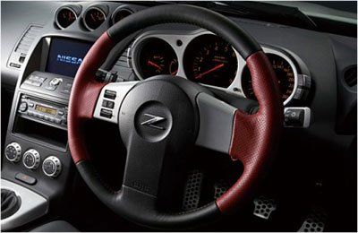 Nismo Nissan Fairlady Z Type 380RS, в общем 350Z - фото 4