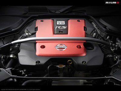 Nismo Nissan Fairlady Z Type 380RS, в общем 350Z - фото 3