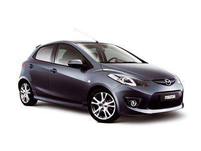 Mazda 2 версия MPS - фото 1