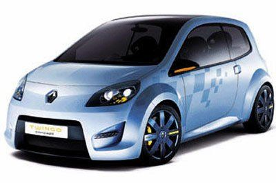 Renault Twingo получит 150 л.с. - фото 1