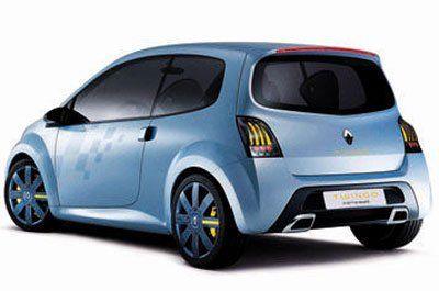 Renault Twingo получит 150 л.с. - фото 2