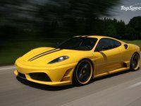 Ferrari F430 Scuderia by Novitec - фото 1