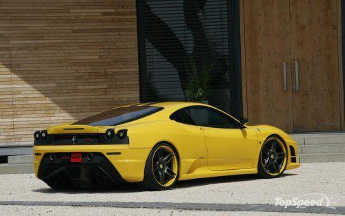 Ferrari F430 Scuderia by Novitec - фото 5