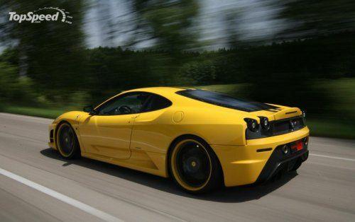 Ferrari F430 Scuderia by Novitec - фото 4