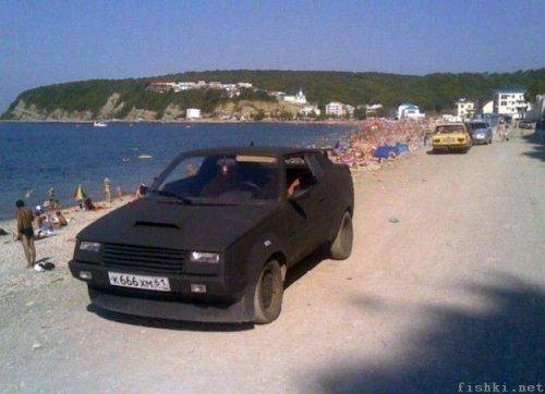 Тюнинг русского автопрома - фото 43