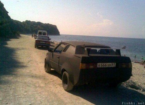 Тюнинг русского автопрома - фото 25