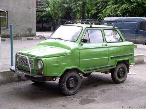 Тюнинг русского автопрома - фото 29