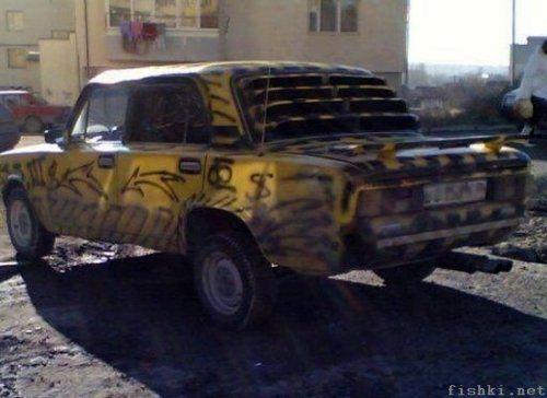 Тюнинг русского автопрома - фото 23