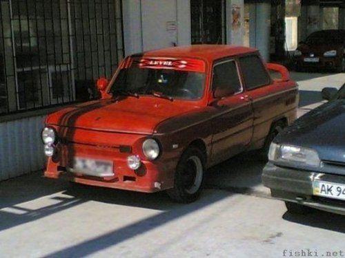 Тюнинг русского автопрома - фото 8