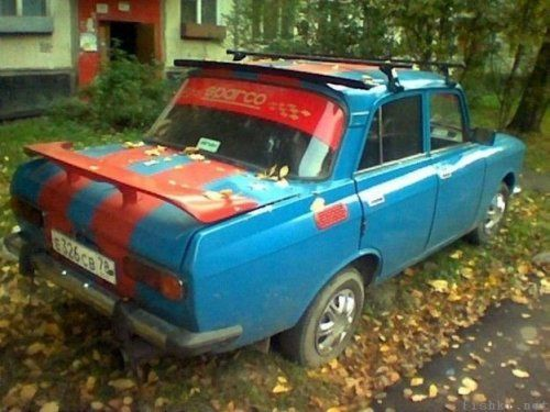 Тюнинг русского автопрома - фото 2