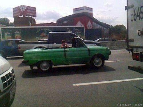 Тюнинг русского автопрома - фото 19