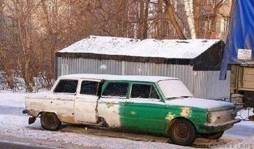 Тюнинг русского автопрома - фото 34