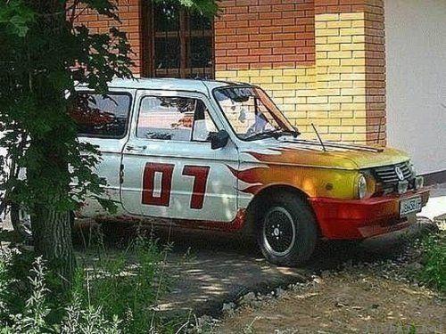 Тюнинг русского автопрома - фото 3