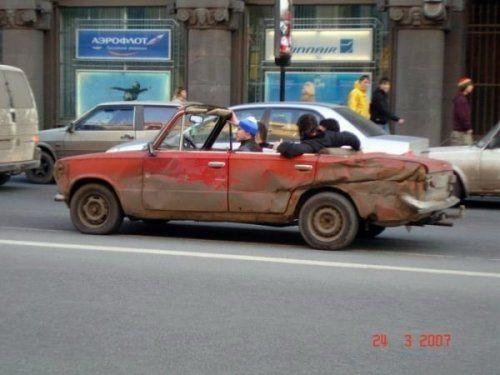 Тюнинг русского автопрома - фото 57