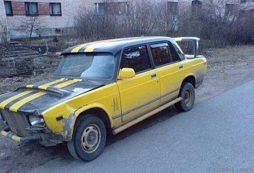 Тюнинг русского автопрома - фото 61