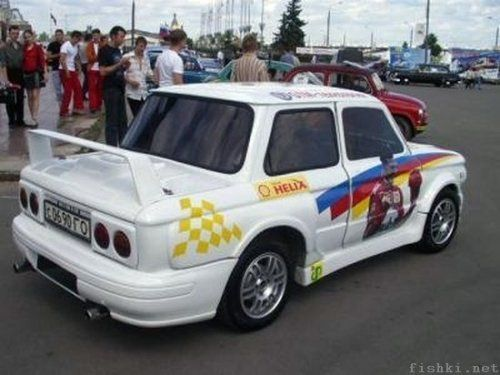 Тюнинг русского автопрома - фото 17