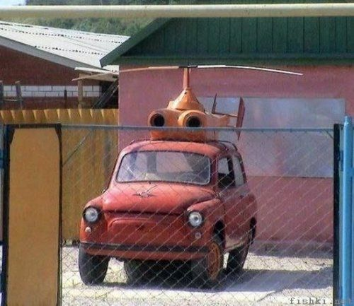 Тюнинг русского автопрома - фото 16