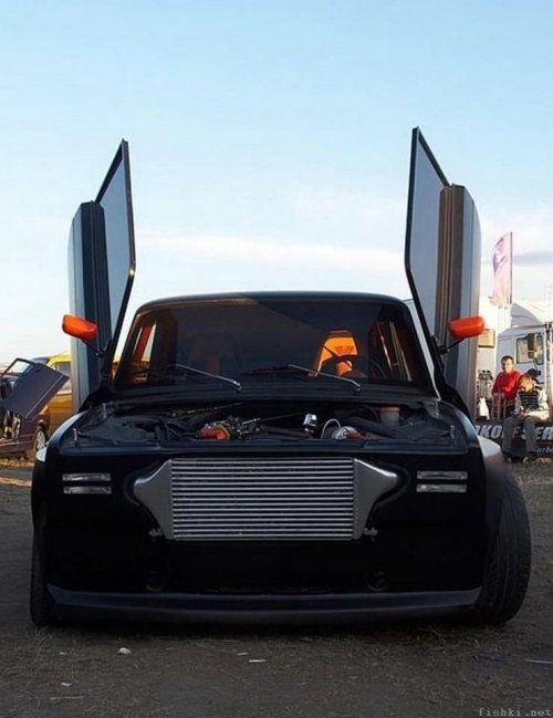 Тюнинг русского автопрома - фото 15