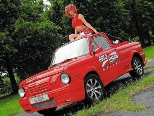 Тюнинг русского автопрома - фото 12