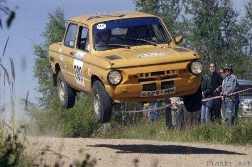 Тюнинг русского автопрома - фото 10