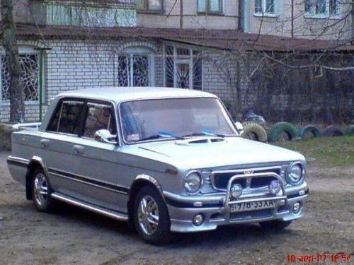 Тюнинг русского автопрома - фото 58