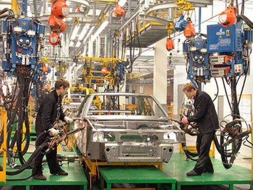 Экскурсия на завод ЗАЗ - фото 11