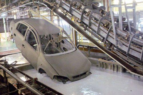 Экскурсия на завод ЗАЗ - фото 4
