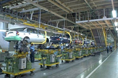 Экскурсия на завод ЗАЗ - фото 6